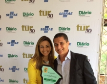 The Stand Show is awarded with SEBRAE Seal in quality in services.